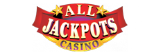 All Jackpots casino logo